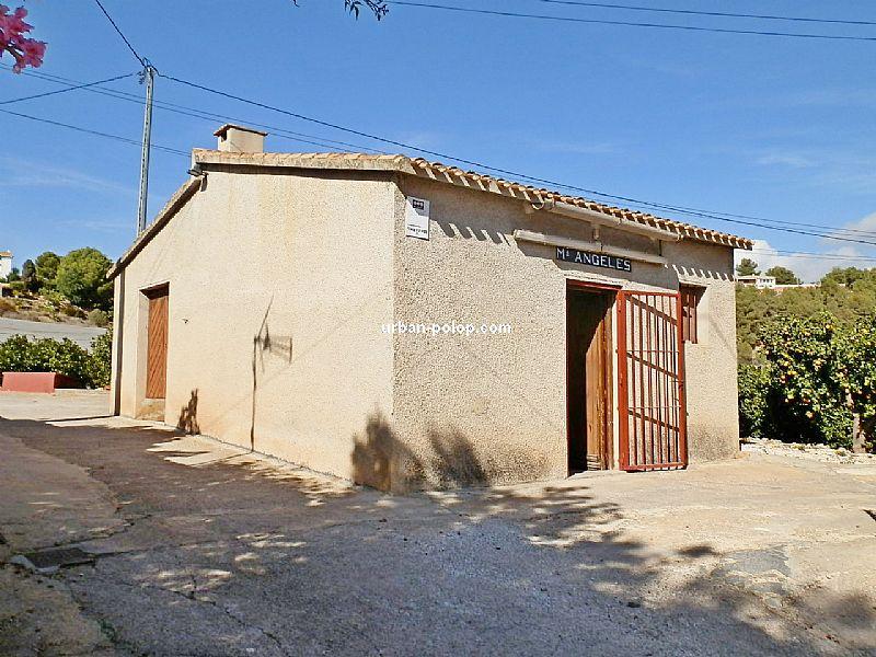 Comprar casa de campo en polop alicante cc6006 - Casas de campo en alicante ...